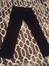 Citizens of Humanity Ava straight leg jean low rise stretch size 28 x 27.5
