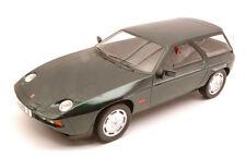 Porsche 928 S Turbo Station Wagon Metallic Green 1:18 Model PREMIUMX