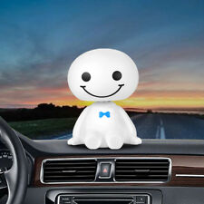 Car Ornament Cute Shaking Head Robot Doll Automotive Decoration Auto Interior