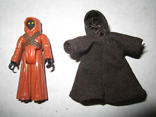 """1977 VINTAGE STAR WARS - JAWA - ACTION FIGURE - WITH CAPE - 2 1/2"""" - KENNER - NM"""