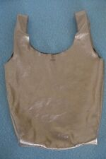 Baggu gold leather tote bag- Very rare!