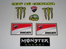Kit adesivi sticker casco helmet Valentino Rossi 2011/2012  - FAVOLOSI! VR46