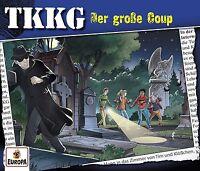 TKKG - 200: DER GROßE COUP  2 CD NEU
