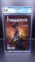 All-New Hawkeye #5 CGC 9.8 Women Of Power Variant Kate Bishop Disney+ MCU