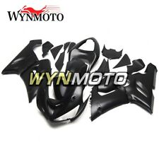 Fairings for Kawasaki ZX-6R 2005 2006 05 06 ABS Plastic Injection Matte Black