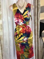 NWT Ronni Nicole Women's Sz 12  Sexy & Comrfortable Cotton Stretch Dress