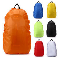 Universal 35L 45L 60L 70L 80L Waterproof Backpack Rain Cover Bag Rucksack Cover
