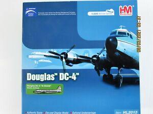 Hobby Master 1/200: Alaska Airlines  DC-4  N90449  HL2015