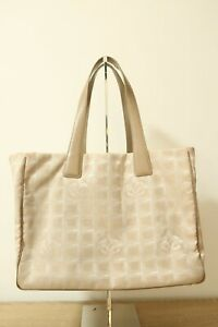 CHANEL Nylon Travel tote bag #8091