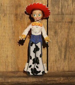 """Walt Disney's Pixar Toy Story Jessie 10.5"""" Doll Toy Figure Hasbro 2001"""