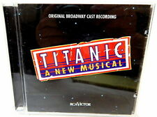 TITANIC A NEW MUSICAL Original Broadway Cast Recording