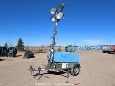 New listing 2012 Wacker Neuson Ltw8K Portable Towable Light Tower Generator bidadoo -Repair