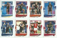 2020 Donruss Football Base Rookie Cards RC (#251-300) U-PICK FROM LIST