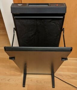 Corby 3300a Pants Trousers Press Tested Dark Wood Grain Front Wall Mountable