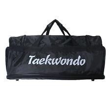 Taekwondo Gear Bag Space Extendable Side Pockets Shoulder Straps TKD MMA Stuffs