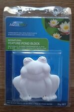 Pond Algae Block - Clears Greenwater Algae & Slime ** Fish Friendly ** x 2 packs