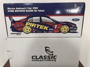 #1 MARCOS AMBROE'S YEAR 2004 STONE BROTHERS RACING BA FALCON