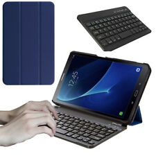 "Bluetooth Keyboard Smart Stand Case For Samsung Galaxy Tab A6 10.1"" SM-T580 T585"