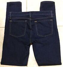 J Brand Ink Skinny Leg Stretch Dark Blue Jeans size 28 x 30