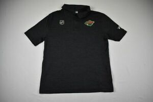 Minnesota Wild Fanatics Polo Men's Other New without Tags