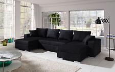 Sofa Couchgarnitur Couch Sofagarnitur U Wohnlandschaft Schlaffunktion 4112200