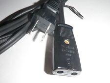 Sunbeam 30 Cup Coffee Percolator Power Cord Model AP-BU AP45 (2pin)(6ft length)