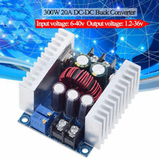 300W 20A Buck Converter Step Down Voltage Constant Current Power Supply Module