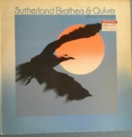 Sutherland Brothers &Quiver/ Reach For The Sky UK 1975 s69191 Excellent LP vinyl
