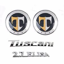 HOOD+TRUNK LOGO EMBLEM Set for Hyundai Tiburon/TUSCANI 2007-2008 OEM PARTS