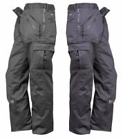 PORTWEST ACTION WORKWEAR TROUSERS/PANTS WITH FREE POST!