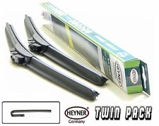 "FIAT COUPE 1993-2000 aeroflat windscreen WIPER BLADES 21""19"""