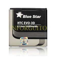 BATERIA Extra Duración HTC EVO 3D BLUE STAR 1400mAh PREMIUM