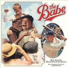 The Babe [Music from the Motion Picture Soundtrack] by Elmer Bernstein (Composer