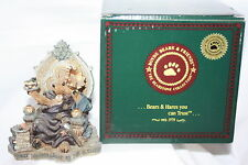1997 Prince Hamelot Boyd Bear Figurine With Orig Box *