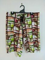 Men's Board Shorts Size 38 Surf Design Swim