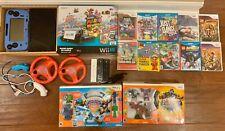 Nintendo Wii U 32 GB Super Mario 3D World Delux Bundle
