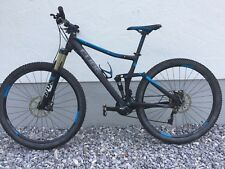 Cube Stereo 120 HPA Race 29 Suspension Mountainbike 18 Zoll Shimano XT & FOX