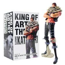 One Piece Charlotte Katakuri Figure BOXED Anime Action Figurine Model Toy PVC
