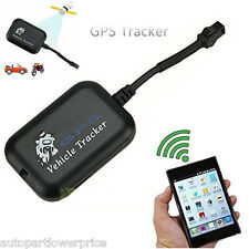 Real-Time GPS GSM GPRS Car Vehicle Network Tracker Personal Tracking Device SPY