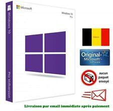 Microsoft Windows 10 Pro Professional 32/64bit Genuine License Key