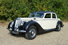Riley RMA 1 1/2 litre 4 door saloon