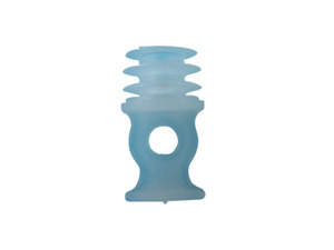 Endfeststeller für 10mm und 11mm Innenlaufschienen  EK 0992 Heimtexshop24®