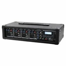 4 Performance & DJ Amplifiers , without Rack Mountable