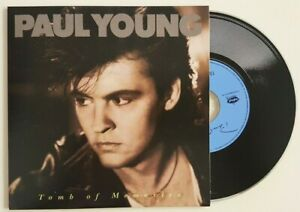 """PAUL YOUNG 1985 : TOMB OF MEMORIES (12"""" MIX & ALTERNATE) ♦ Limited Ed. CD ♦"""