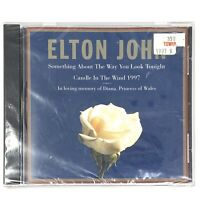 ELTON JOHN Candle in the Wind 1997 Diana Princess of Wales CD Single NEW, SEALED