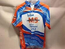 Revi Wear reviwear Tour To Tanglewood 2012 MS tour cycling jersey Med