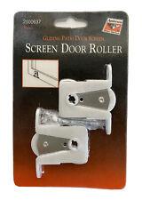 Andersen Screen Door Lower Roller Set / Wheel Assembly Pre-1991 Part #1274104 x2