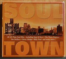 SOUL TOWN - 3 CD