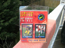 Classic 1992 Football Draft Picks Cards Set 60 Limited Edition 186192 of 300 000