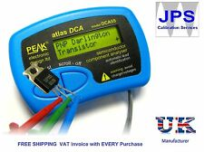 Dca55 Peak Atlas Dca Semiconductor Tester Meter Analyser Jpst006 And Vat Invoice